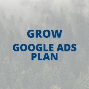 Grow Google Ads Plan