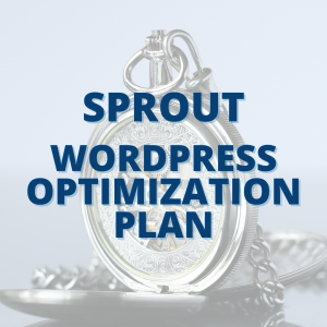 Image For Sprout Wordpress Optimization Plan